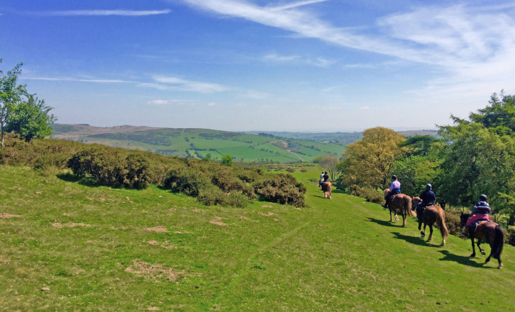 Teme Valley Trail - Previous Riders 1