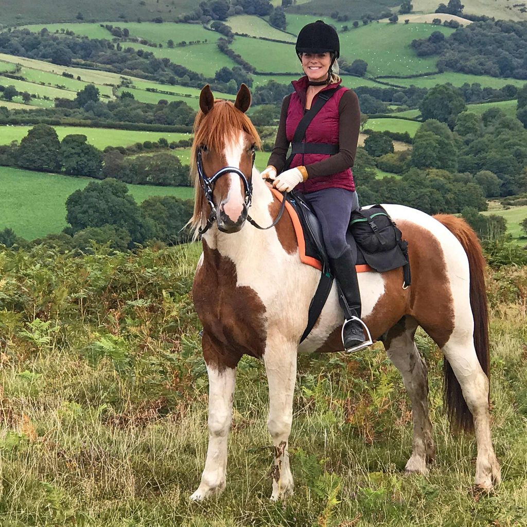 Freerein Chester knows how to pose for the camera!