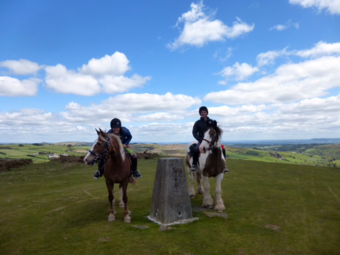 Freerein offer unique Adult Learn to Ride holidays in Wales