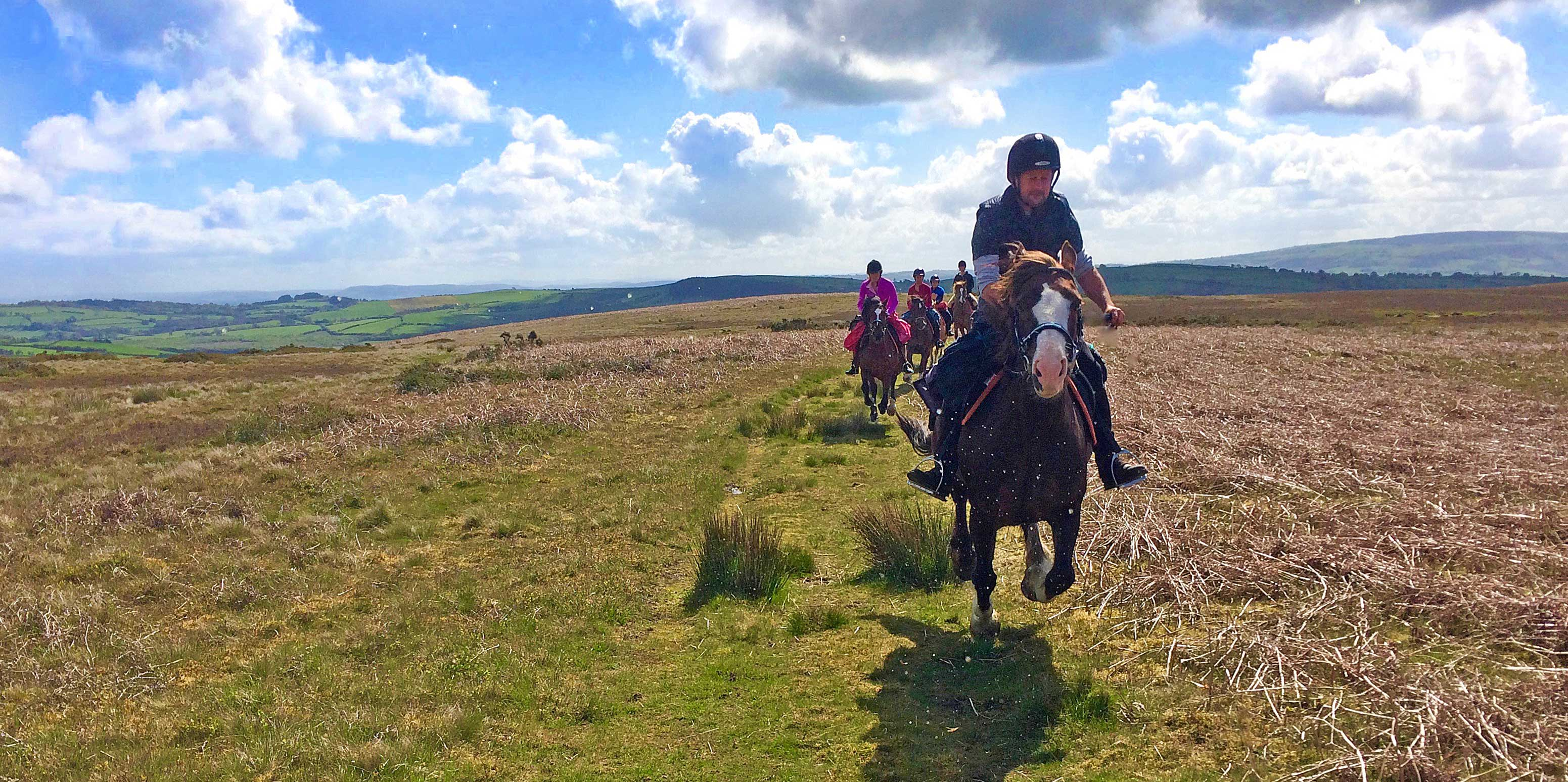Guided Riding Holidays